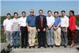 City Officials of Quzhou Visit Red Wing