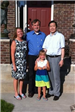 The Mayor of Quzhou, China Visits the Home of Mayor Howe in Red Wing