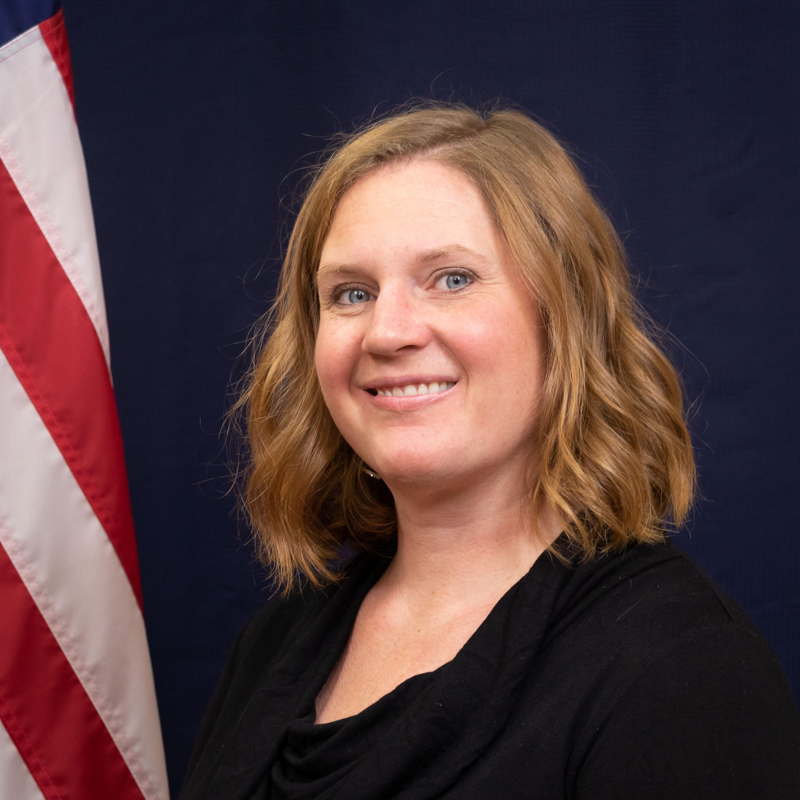 Photo of Becky Norton, Ward 3 representative on the City Council