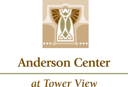Logo of the Anderson Center at Tower View