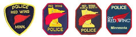Police Department Patches