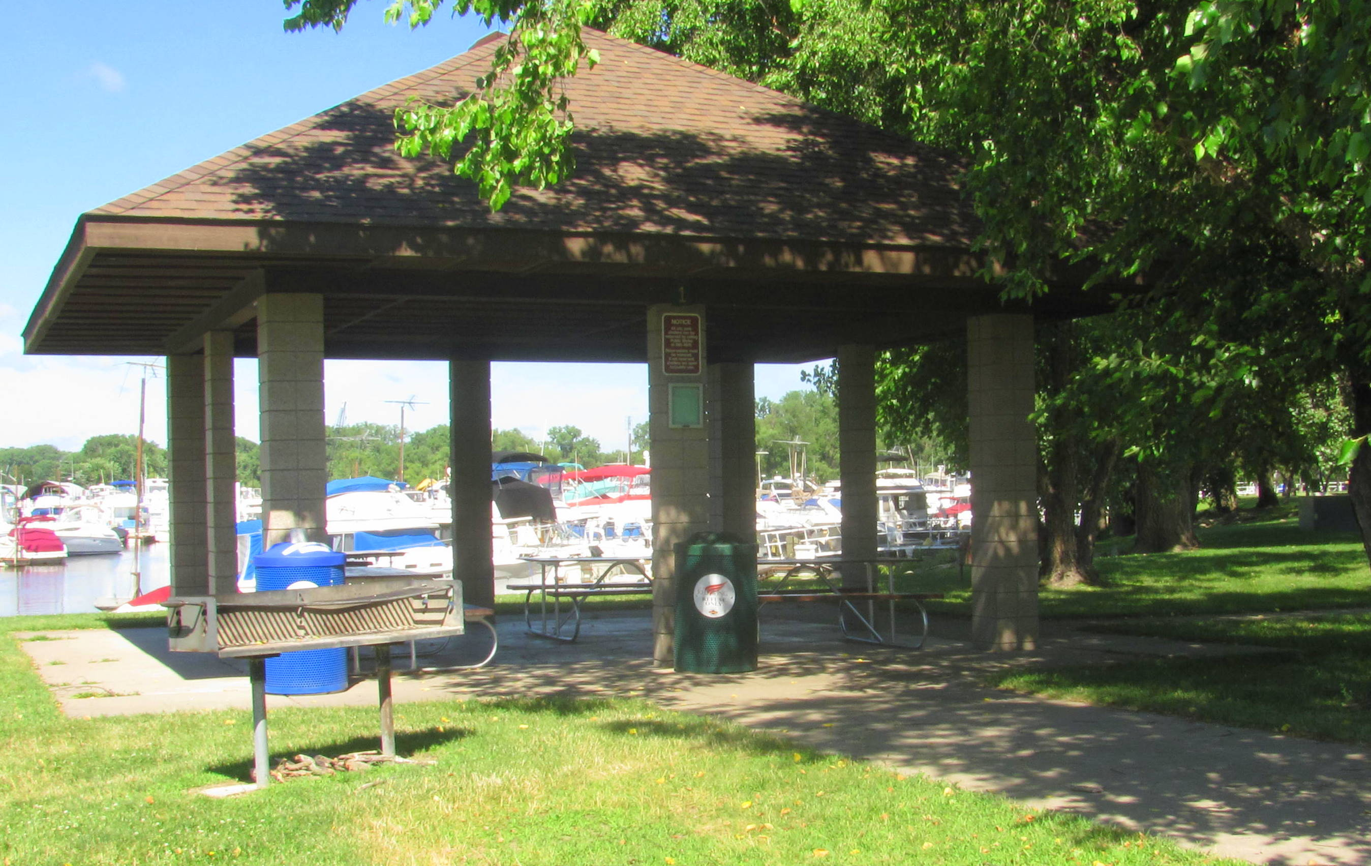 Bay Point Park Shelter 1