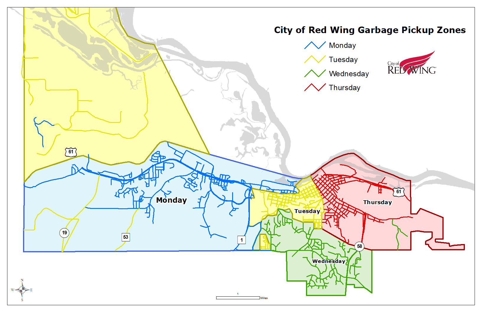 Garbage Zones 2017